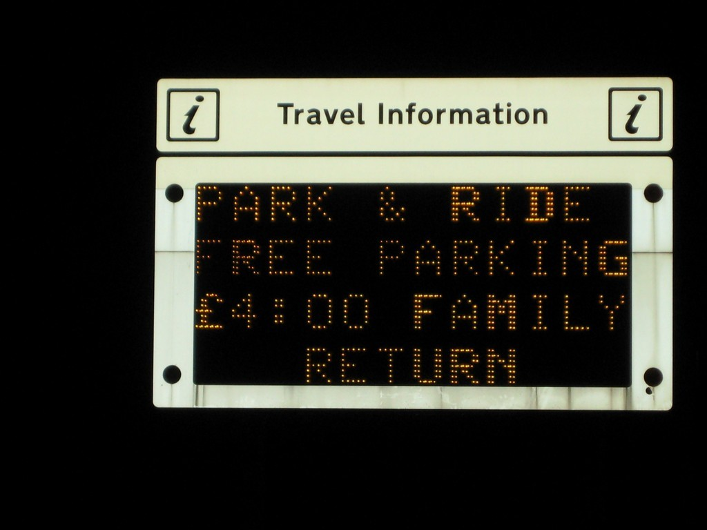 Park and Ride Retard
